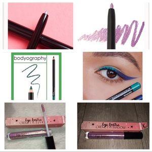 Bundle Eyeliner Emerald & Cosmic, Cupid Eyeshadow